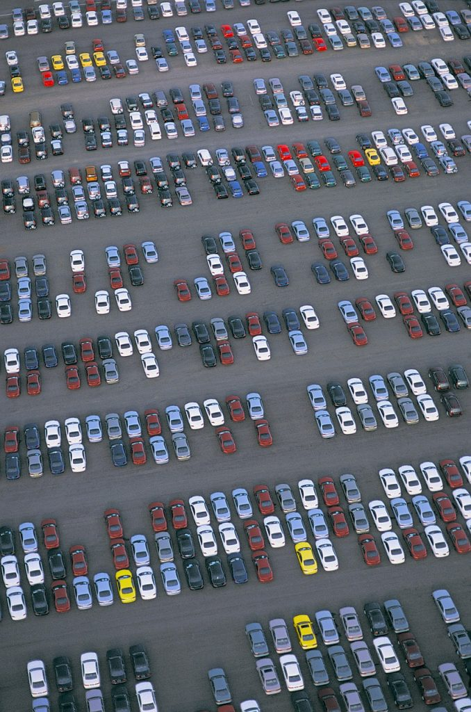 cars, parking, transport