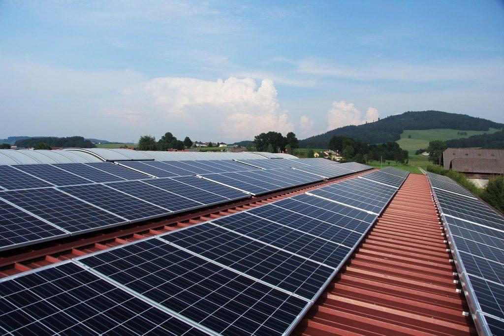 solar energy, solar panels, photovoltaics